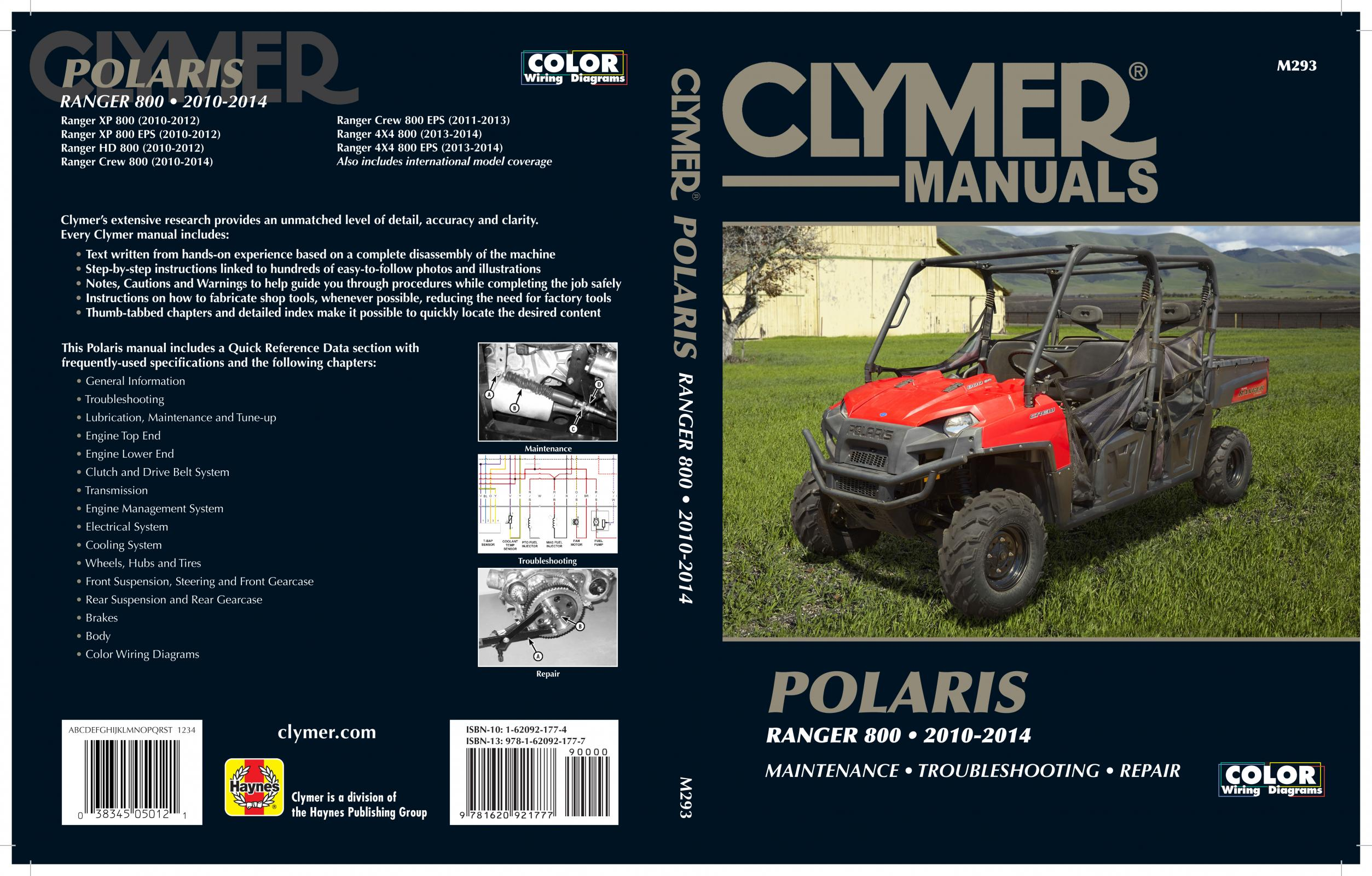 Rzr 12 Wiring Diagram Opinions About Clymer Manuals Introduces Polaris And Ranger 800 Rh Atvillustrated Com 2012 Diagrams