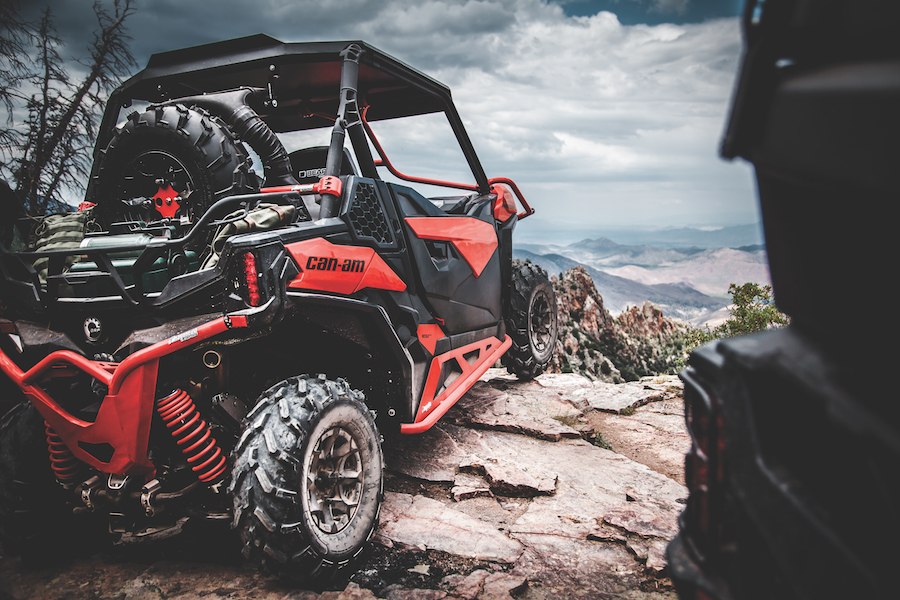 Can-Am Releases NEW Maverick Trail accessories  | ATV Illustrated