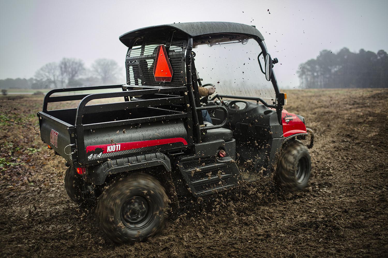 KIOTI Tractor Revamps MECHRON Series With New Additions | ATV