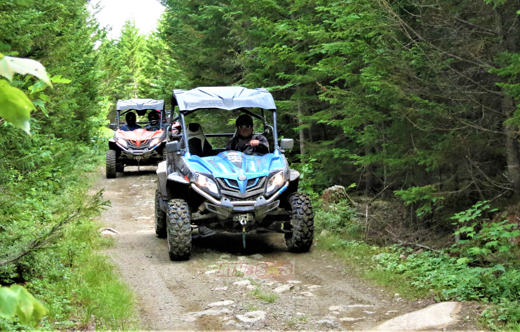 NORTHERN OUTDOORS RESORT | ATV Illustrated