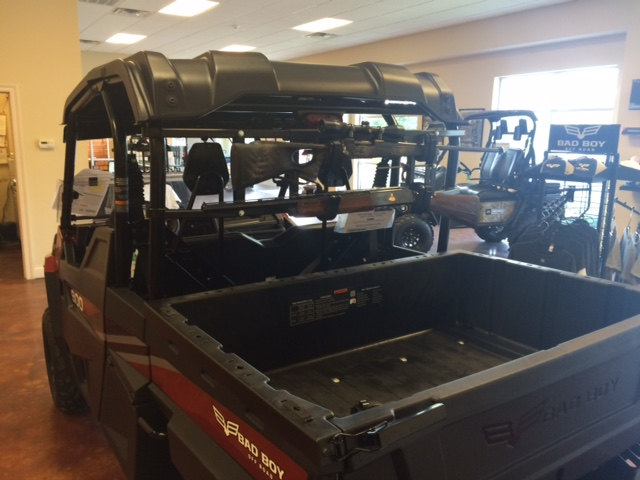 Kubota Rtv Gun Racks : Great day inc announces the line up of accessories for