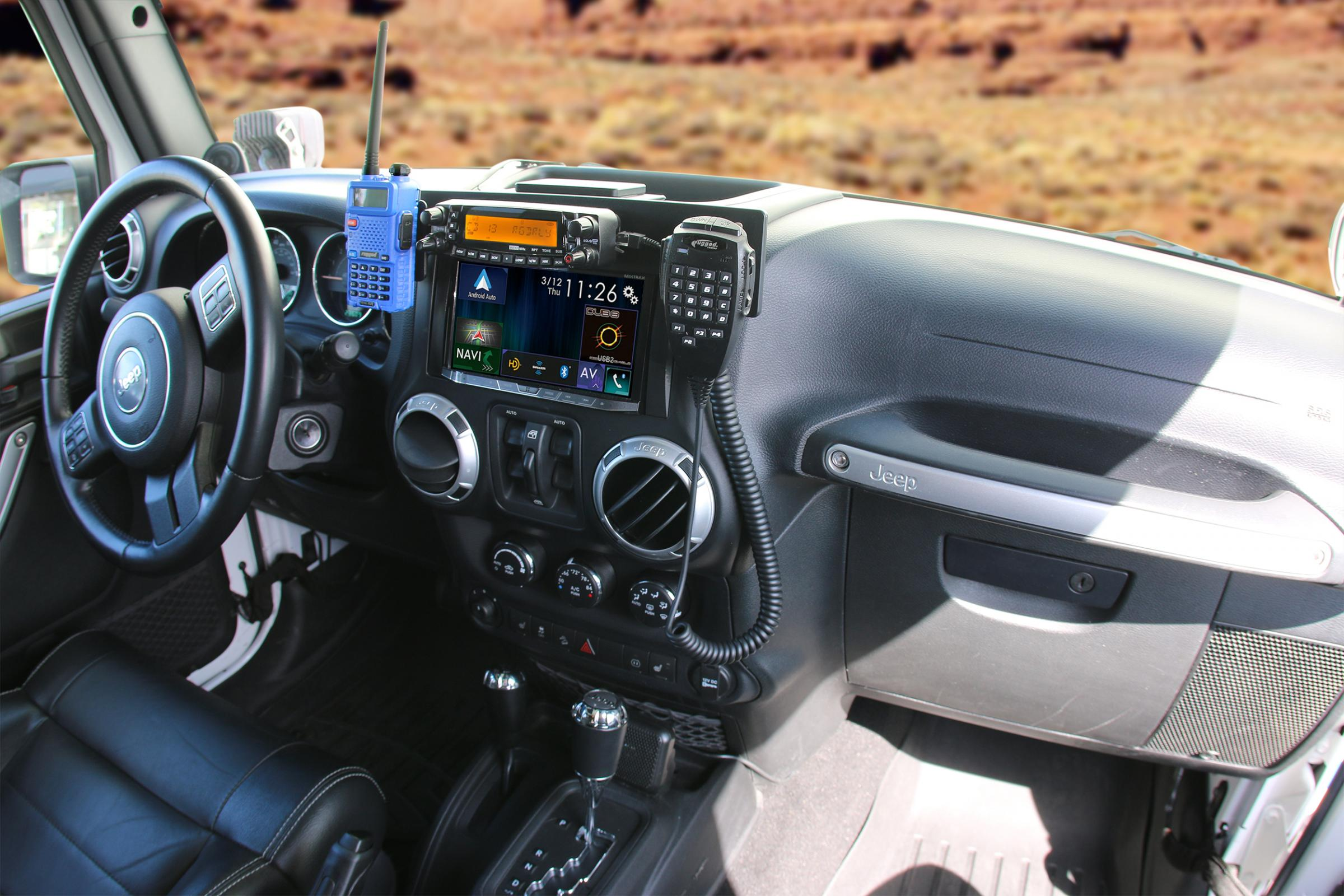 New RM50-MB Multi-Band Radio — Merging All Frequency Bands