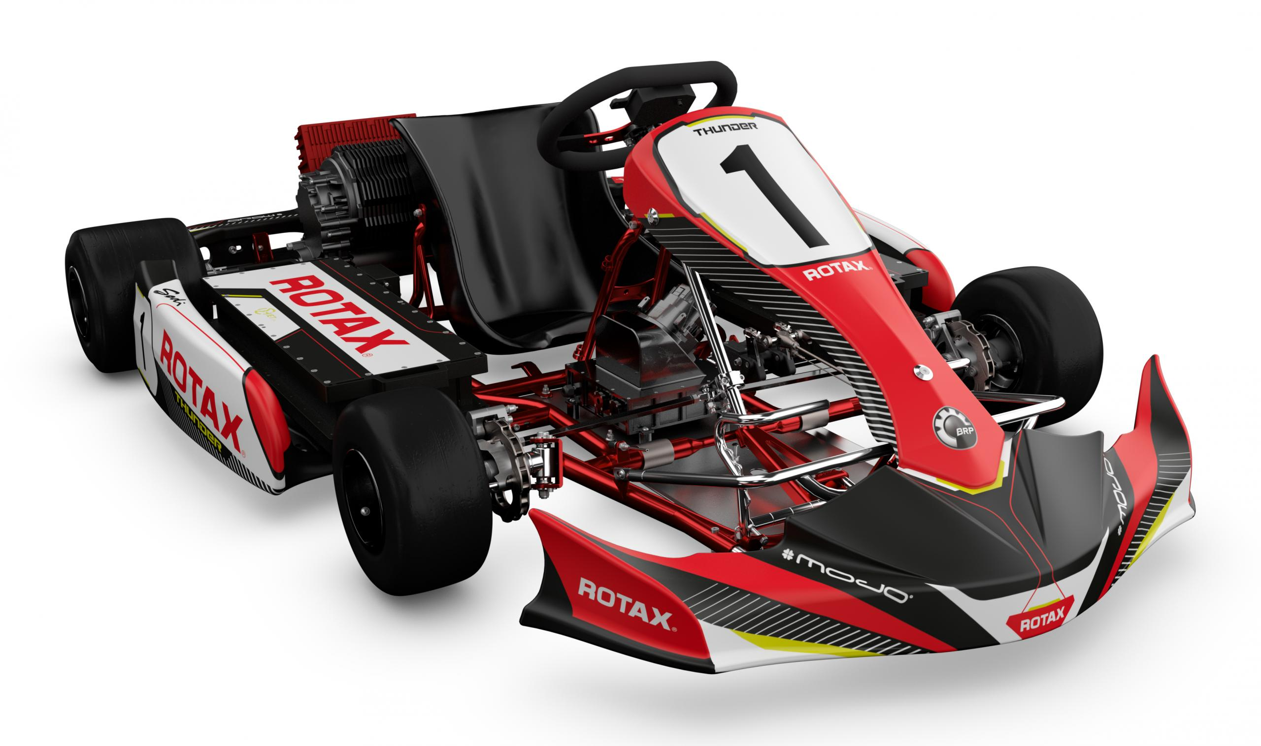 Brp Launches A Whole New Kart Racing Experience With Its