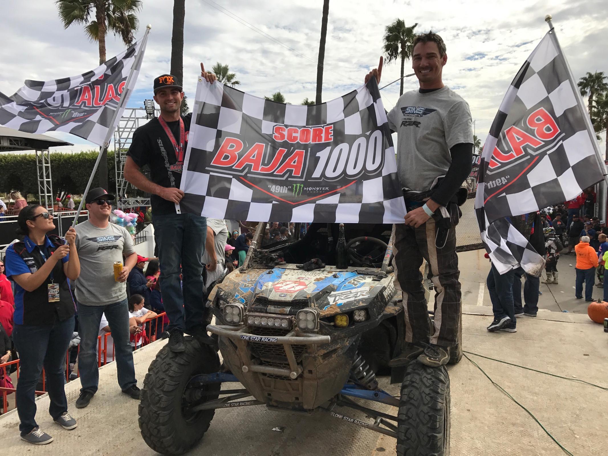 RZRs Dominate Baja 1000 | ATV Illustrated