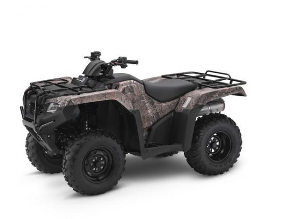 Honda Unveils 2018 Fourtrax Rancher Atv Illustrated