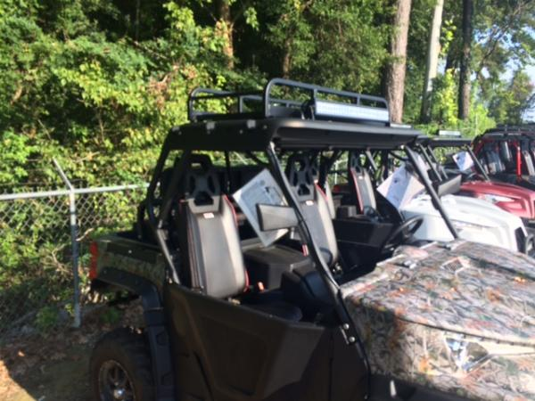 Utv Roof Rack Atv Illustrated