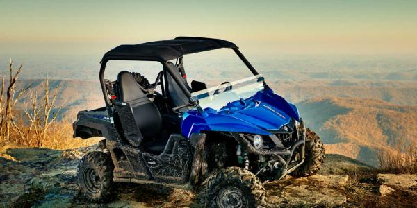 2016.yamaha.wolverine-r-spec.blue.front-right.parked.on-cliff.jpg