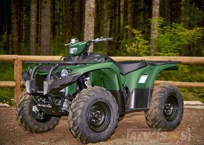 ATV of The YEAR - YAMAHA KODIAK 450   ATV Illustrated