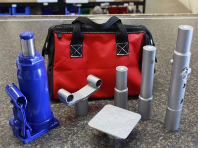 Safe Jack Makes Bottle Jacks Safer Atv Illustrated