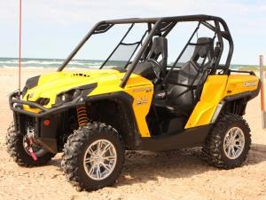 2011.can-am.commander.yellow.front-left.parked.on-sand.jpg