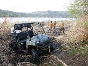 2011.polaris.ranger800.camo_.front-right.parked.by-lake.hunting.jpg