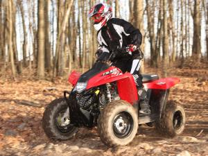 2011.polaris.trail-blazer330.red_.front-left.riding.in-woods.jpg