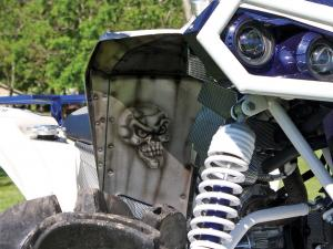 2012.can-am.renegade800-custom.blue.close-up.under-fender-skull-paint-job.jpg