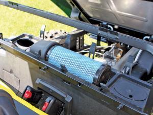 First Ride The John Deere Gator Xuv 550 Atv Illustrated