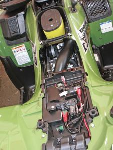 Long Term Report 2012 Kawasaki Brute Force 750 4x4i