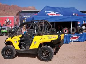 2012.location.moab-utah.arctic-cat-rally-on-the-rocks-event.can-am.commander.parked.on-dirt.jpg