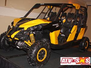 2013.can-am.maverick1000r-max.yellow.front-left.parked.in-doors.jpg
