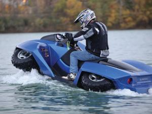 2013.gibbs-sports.quadski.amphibious-atv.blue.rear-left.riding.on-water.JPG