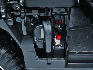 Kawasaki Mule Pro Fxr Underseat Storage Bin