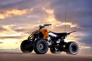 2016.yamaha.yfz450r-se.yellow.front-left.parked.on-sand.jpg