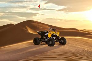 2016.yamaha.yfz450r-se.yellow.front-right.parked.on-sand.jpg
