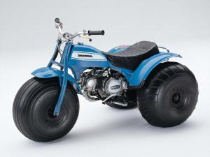 The Big Ten - Honda's Top Ten ATVs | ATV Illustrated