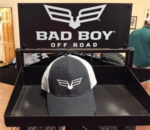 Bad Boy Stampede Xtr Crew Overhead Gunracks Atv Illustrated
