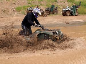 Ride Area Review Red Riders Atv Illustrated
