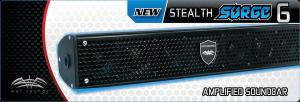 Stealth Surge 6 sound bar for sale - sxs audio
