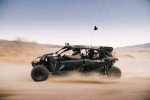 Maverick X3 MAX X ds - Triple Black - Desert
