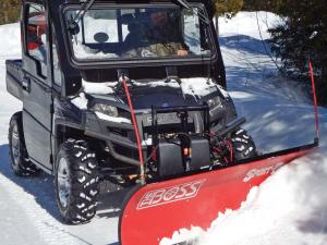 buyer 39 s guide snow plow roundup atv illustrated. Black Bedroom Furniture Sets. Home Design Ideas