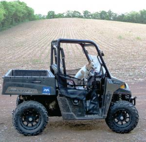 vendor.quadboss.447-a-tire.scoville-boss-wheels.on-polaris-ranger-parked-on-trail.jpg