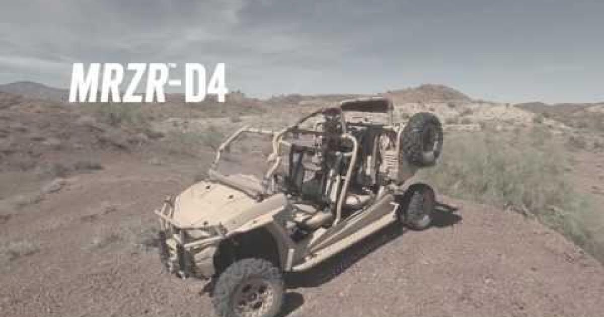 Polaris Defense Mrzr D4 Polaris Off Road Vehicles Atv