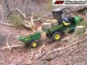 2007 John Deere XUV850D Review
