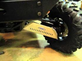 EMP RZR-S A-Arm/Cv guard Install