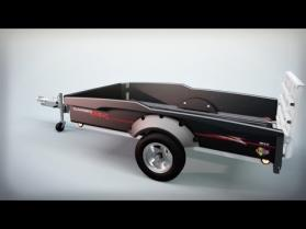 Rugged and Lightweight Sport Utility Trailer | Cargo Max XRT™ | Heavy Duty Performance