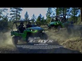 "The All-New 2014 Kawasaki Teryx Commercial - ""A Whole New Attitude"""