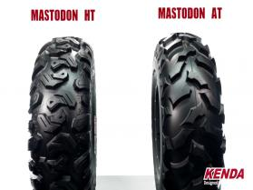 Kenda Mastodon HT and AT ATV/UTV Tires
