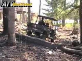 2007 Ausa Task M50 UTV Review