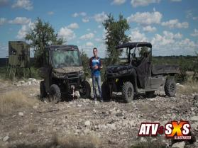 2020 Can-Am Defender Pro XT and Base model walk around review by ATV Illustrated Magazine.