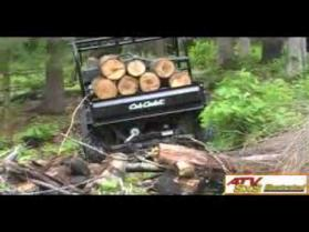 2008 Cub Cadet Volunteer 4x4 EFI Review