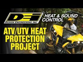 ATV-UTV HEAT CONTROL by Design Engineering