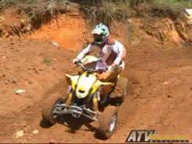 2008 Can-Am DS 450 Press Ride