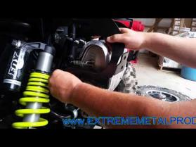 RZR Rear Bumper Installation video EMP P/N: 12877
