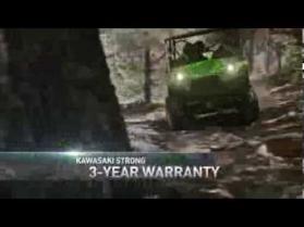 The Kawasaki Strong 3-Year Warranty and the 2014 Teryx4