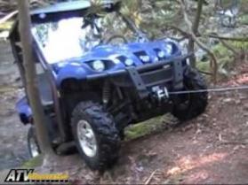 Gorilla ATV Winch Review