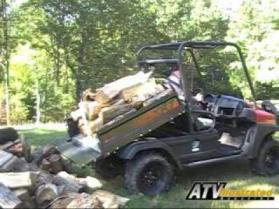2007 Club Car XRT1550 Intellitach 4x4 Review