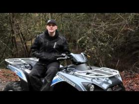 2012 Brute Force 750 4x4i EPS First Ride