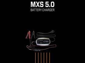 NEXT GENERATION BATTERY CHARGER  |  MXS 5.0