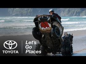 The Squatch by Roland Sands | Hotel Tacoma – Cape Lookout | Toyota